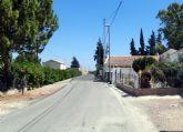 La Consejería de Fomento rehabilitará la carretera que une en la estación de mercancías con el Polígono Industrial Oeste de Alcantarilla y el barrio de Las Tejeras