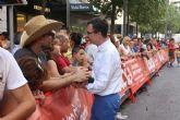 Murcia vive la Vuelta
