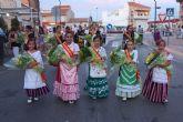 Los torreños celebran en sus fiestas la tradicional ofrenda de flores y frutos a la Virgen de la Salceda