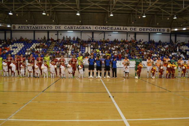 ElPozo Murcia FS se alza con la sexta edición de la Copa Presidente - 1, Foto 1