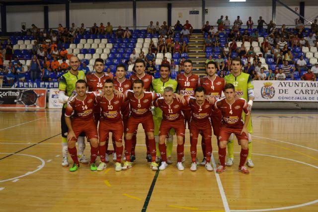 ElPozo Murcia FS se alza con la sexta edición de la Copa Presidente - 2, Foto 2