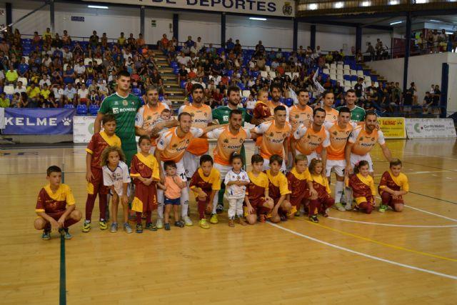 ElPozo Murcia FS se alza con la sexta edición de la Copa Presidente - 3, Foto 3