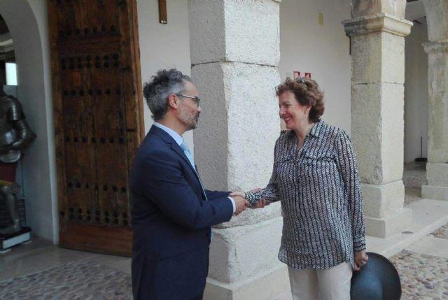 La embajadora de México en España visitó Caravaca - 1, Foto 1