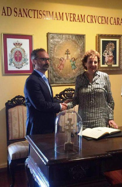 La embajadora de México en España visitó Caravaca - 3, Foto 3