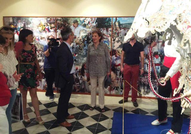 La embajadora de México en España visitó Caravaca - 4, Foto 4