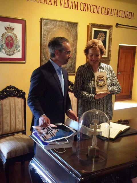 La embajadora de México en España visitó Caravaca - 5, Foto 5
