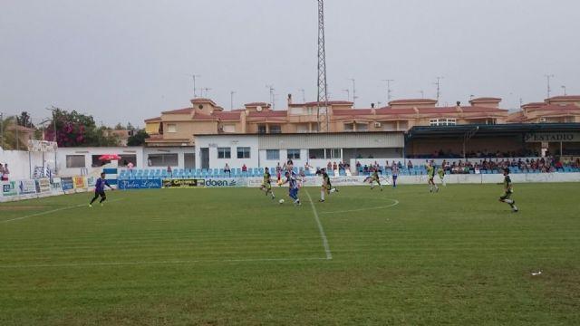 Perico da los 3 primeros puntos al Águilas F.C. - 1, Foto 1