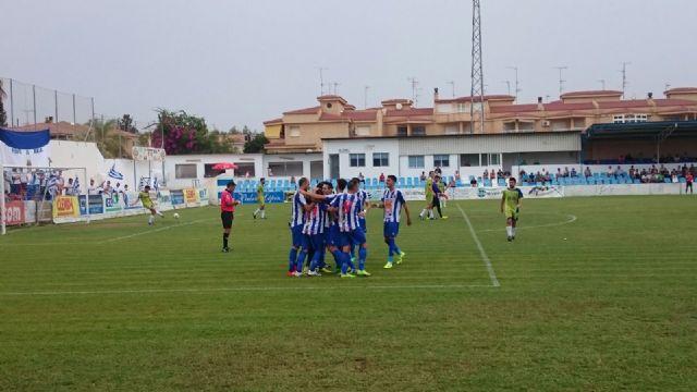 Perico da los 3 primeros puntos al Águilas F.C. - 2, Foto 2