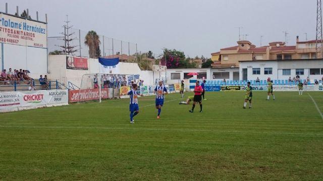 Perico da los 3 primeros puntos al Águilas F.C. - 3, Foto 3