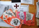 Los Templarios de Jumilla compran una colección del prestigioso dibujante catalán Emilio Freixas