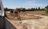 Ahora Murcia denuncia obras junto al paseo del Malecón