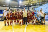 ElPozo Murcia, de nuevo campeón de la Copa Presidente