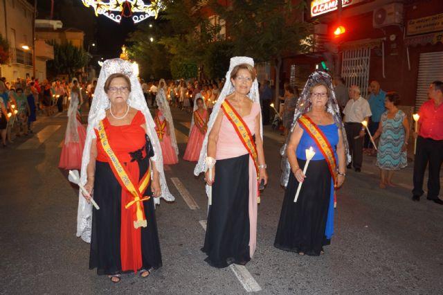La quema del Raspajo pone punto y final a las fiestas de Las Torres de Cotillas - 5, Foto 5