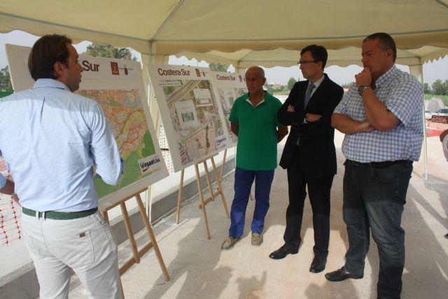 La Costera Sur unirá este mismo año La Alberca y El Palmar con un vial de alta capacidad, carril bici y aceras para peatones - 2, Foto 2