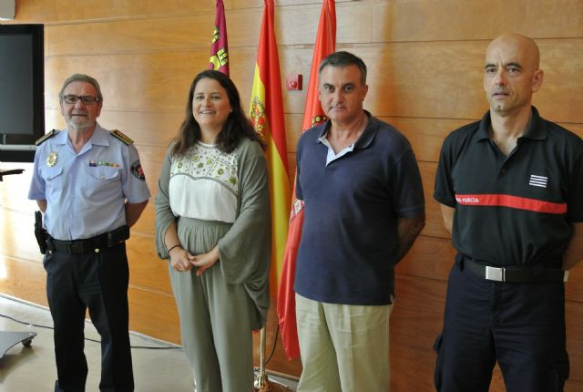 El Ayuntamiento despliega un completo dispositivo para garantizar la seguridad durante la Feria de Murcia - 1, Foto 1