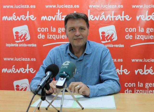 IU-Verdes de Cieza apoya a Garzón en su propuesta para construir un nuevo país - 1, Foto 1