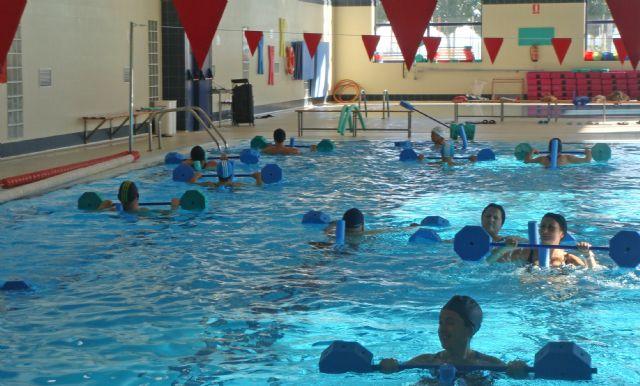 Puerto Lumbreras amplía su oferta deportiva con nuevas actividades y promociones en el Complejo Deportivo Municipal - 1, Foto 1