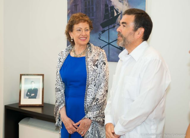 El Ayuntamiento agasaja a la embajadora de México - 3, Foto 3