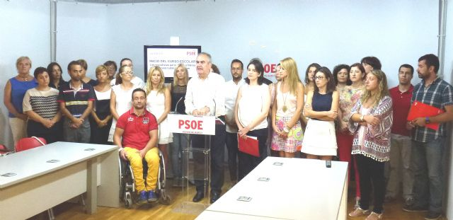 El PSOE trabaja para garantizar el acceso a los libros de texto a todas las familias en los 26 Ayuntamientos que gobierna - 1, Foto 1
