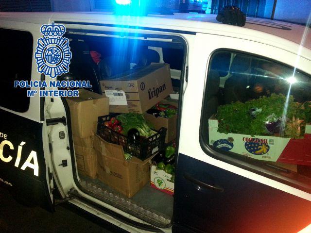Productos alimenticios de la Vuelta Ciclista a España han sido entregados a comedores sociales - 1, Foto 1