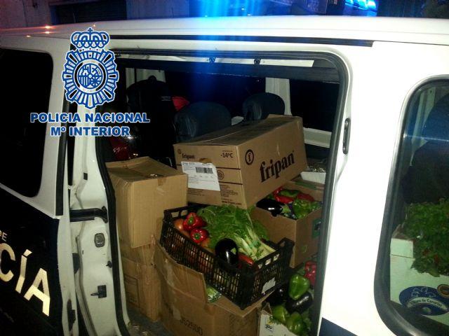 Productos alimenticios de la Vuelta Ciclista a España han sido entregados a comedores sociales - 2, Foto 2