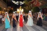 La quema del Raspajo pone punto y final a las fiestas de Las Torres de Cotillas