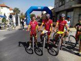 Tres nuevos podiums para el CC Santa Eulalia el pasado fin de semana