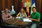 El Ayuntamiento de San Pedro del Pinatar y el Club FS Pinatar suscriben un convenio de colaboración