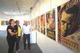 Cultura repasa la historia del diseño del cartel en el cine a través de una exposición en la Biblioteca Regional de Murcia