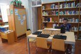 Abre el servicio de la Biblioteca Municipal 'Mateo García' desde hoy con su horario habitual