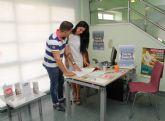 Nuevo punto de información de empleo en el centro urbano de Puerto Lumbreras
