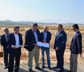 Las obras de la nueva rotonda que dará acceso al centro logístico de Consum en Las Torres de Cotillas comenzarán a principios de 2016