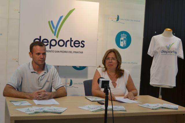 Más de 23 actividades conforman la oferta deportiva de San Pedro del Pinatar para el curso 2015-2016 - 2, Foto 2