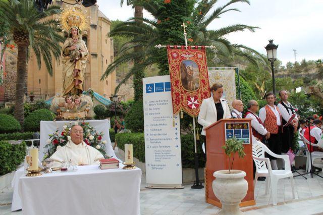 Archena celebra la Festividad Mariana de la Virgen de la Salud por segundo año consecutivo - 1, Foto 1