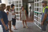 El Ayuntamiento reforma y adecua los colegios públicos de municipio para el  inicio de curso
