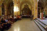 La Virgen de la Salceda vuelve en romería a su ermita tras las fiestas torreñas