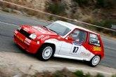 El equipo totanero formado por Pedro Gonzalez y Dani L�pez participar�n en el Rallysprint Campo L�pez