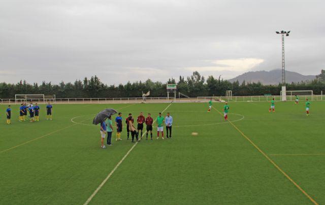 El Club Deportivo Lumbreras arranca la temporada de fútbol 2015/2016 - 2, Foto 2