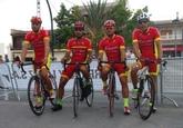 Tres nuevos podiums para el CC Santa Eulalia