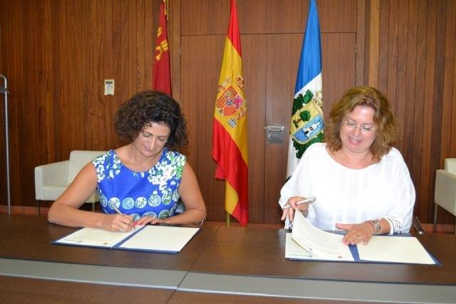 La Comunidad y el Ayuntamiento de San Pedro del Pinatar firman el primer ´Compromiso Regional de Participación Ciudadana´ - 1, Foto 1
