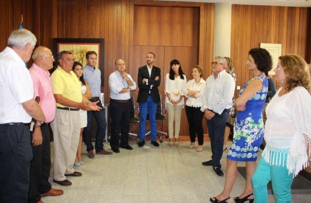 La Comunidad y el Ayuntamiento de San Pedro del Pinatar firman el primer ´Compromiso Regional de Participación Ciudadana´ - 2, Foto 2