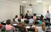 El Vivero de Empresas para mujeres de Puerto Lumbreras acoge un curso de informática aplicada al turismo rural