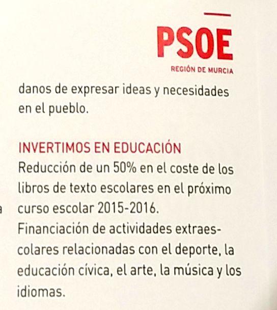 El PP denuncia que el PSOE falta el respeto a los padres de los escolares - 3, Foto 3