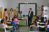 En torno a 2.700 niños comienzan el curso en los nueve colegios de San Pedro del Pinatar