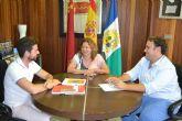 El Ayuntamiento y la Comunidad abordan nuevos programas en materia de Juventud en el municipio