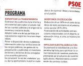 El PP denuncia que el PSOE 'falta el respeto a los padres de los escolares'