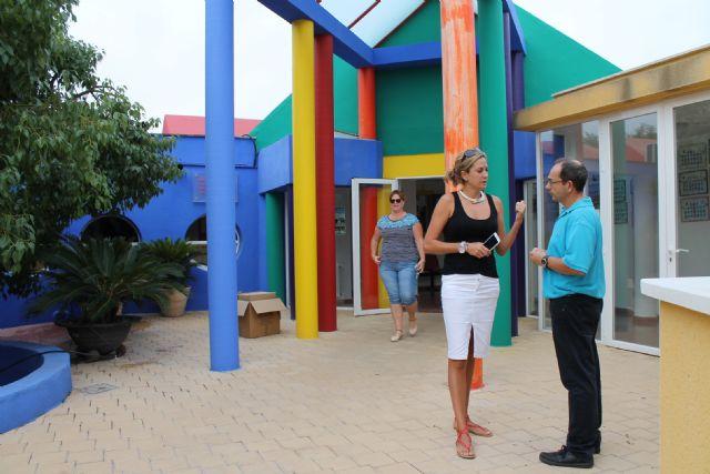 La Alcaldesa inaugura el curso de la Escuela Municipal Infantil que este año cuenta con 190 alumnos matriculados - 1, Foto 1