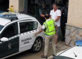 La Guardia Civil detiene a una persona por estafas continuadas en reformas y reparaciones inmobiliarias