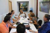 La Junta de Gobierno Municipal aprueba la terminación del saneamiento de calle Lorca y más fases del centro del Otro Lao
