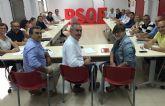 Los ayuntamientos socialistas de la Regi�n se incorporan a la red de ciudades-refugio
